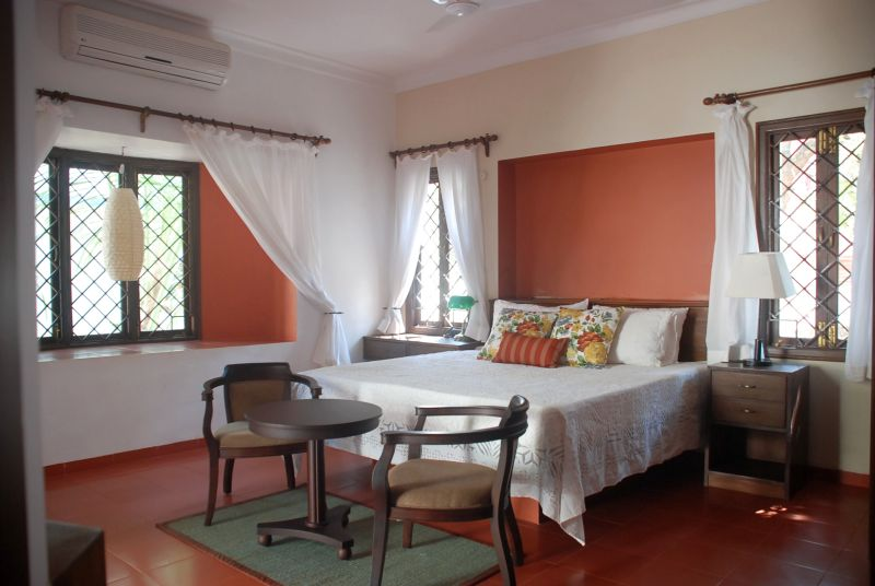 Casa Mia, Goa-spacious Bedroom