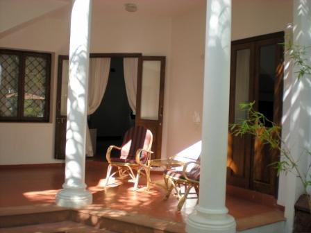 Casa Mia,Goa-personal Sitout Patio